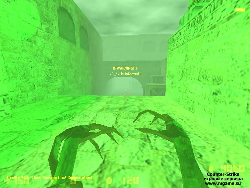 Скачать готовый сервер [zombie plague] (#6) для cs 1. 6.